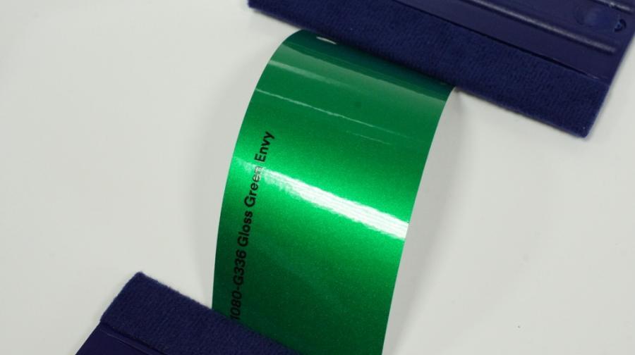 Пленка 3M™ Wrap Film Series 1080-G336, Зеленый металлик