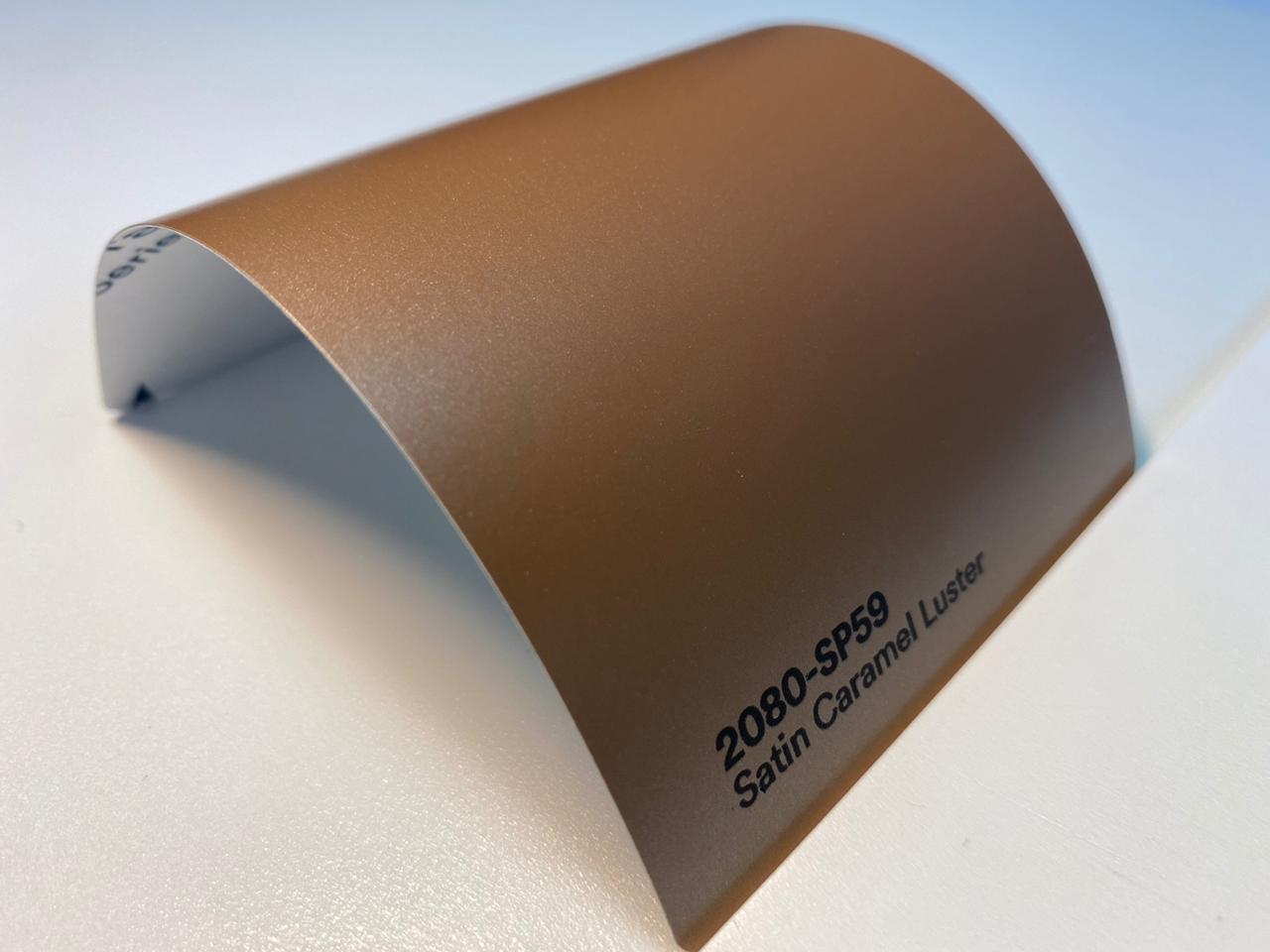 3M Wrap Film Series 2080-SP59, Satin Caramel Luster