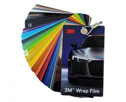 Каталог 3M Wrap Film