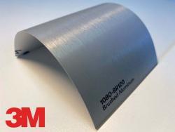 3M Wrap Film Series 1080-BR120, Brushed Aluminum