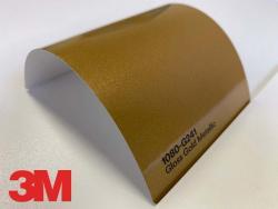 3M Wrap Film Series 1080-G241, Gloss Gold Metallic