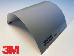 3M Wrap Film Series 1080-G31, Gloss Storm Gray