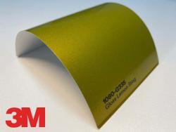 3M Wrap Film Series 1080-G335, Gloss Lemon Sting