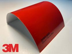 3M Wrap Film Series 2080-G53, Gloss Flame Red