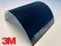 3M Wrap Film Series 2080-GP272, Gloss Midnight Blue