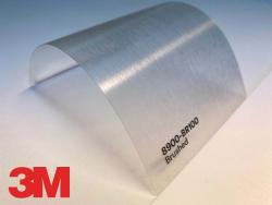 3M Wrap Overlaminate 8900-BR100, Brushed